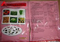 Low Residue Agricultural Insecticides Carbofuran 3% G / 5% G Organic Chlorine Insecticides
